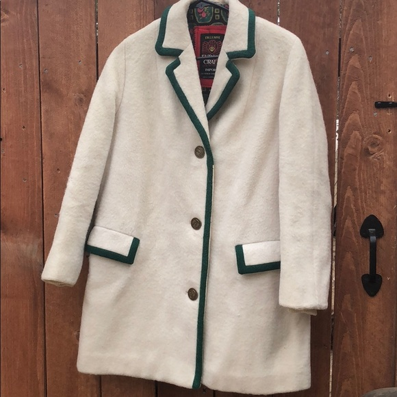 Europe Craft Jackets & Blazers - Exclusive Europe Craft Import Vintage Coat